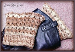 Amazing Grace Boot Cuffs