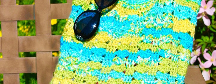 Northwest Beaches Tote Bag… Free Crochet Pattern!!
