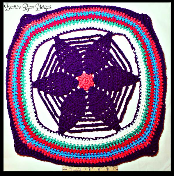 Crochet with Me... 2107 CAL Week 1