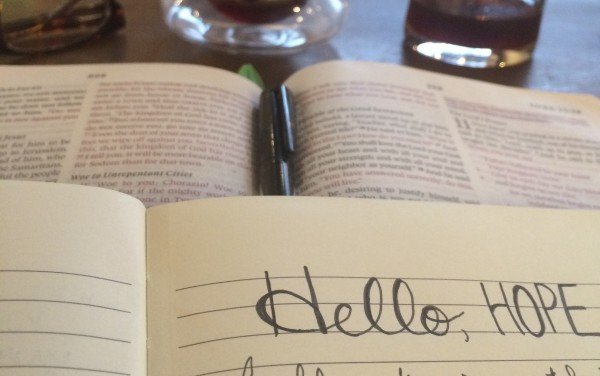 A Letter to My Twenty-Year-Old Self