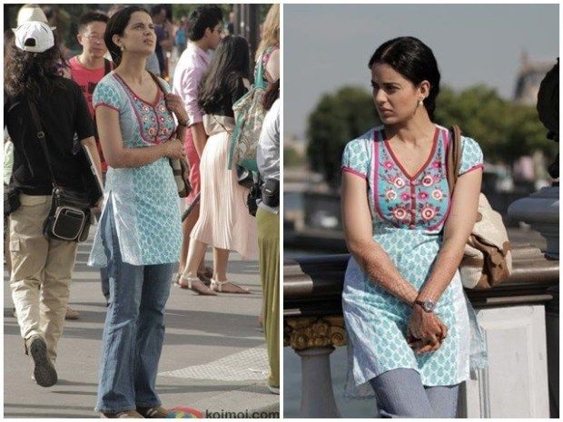 Kangana Ranaut Look in Queen 5
