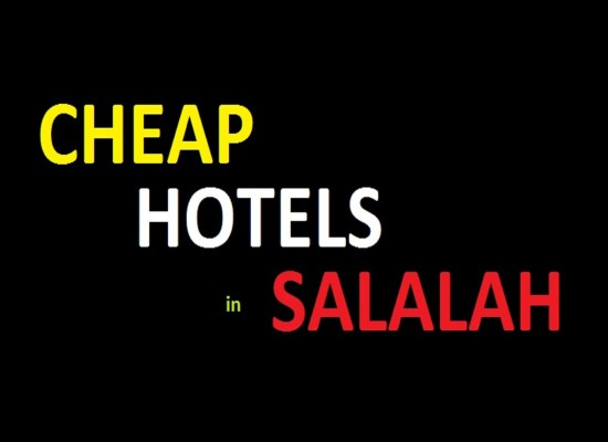 Cheap Hotels in Salalah