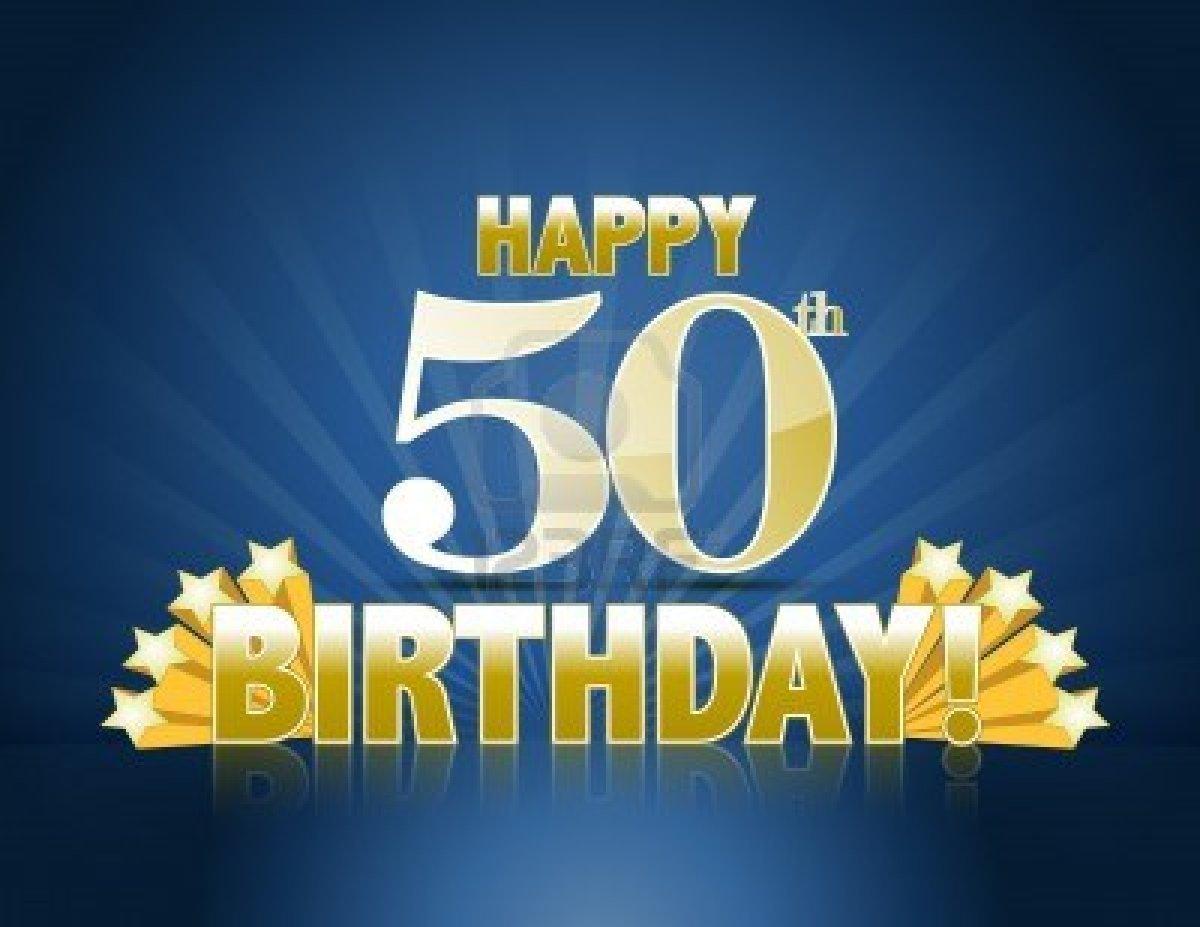 Fullsize Of Happy Birthday 50