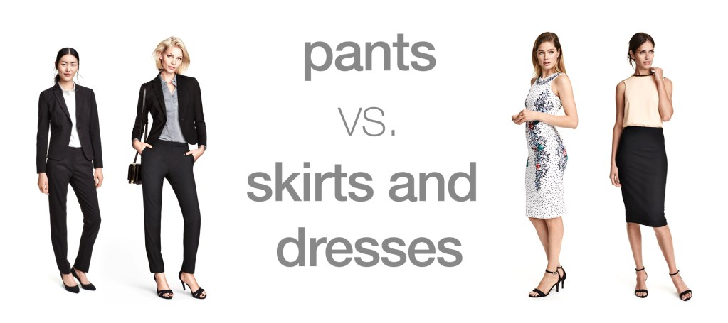 Pants or Skirt: 5 Reasons to Wear a Dress Every Day