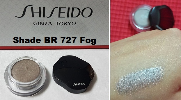 Shiseido Shimmering Cream Eye Color, Shade BR 727