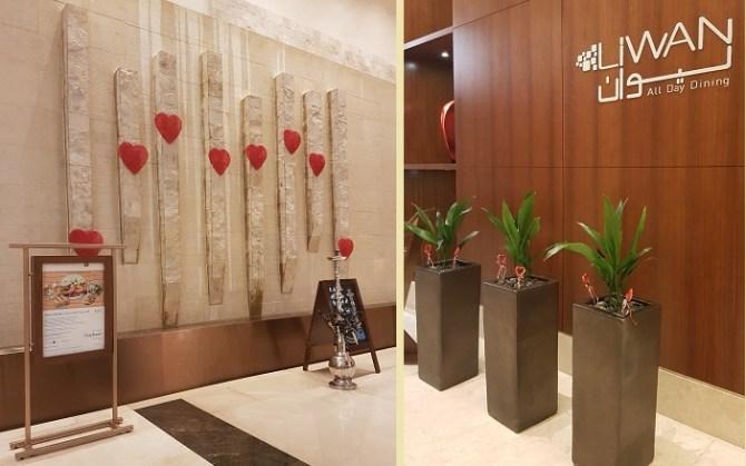 Liwan restaurant, Al Ghurair Rayhaan by Rotana, Dubai (12)