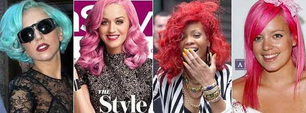 cabelos coloridos 2016