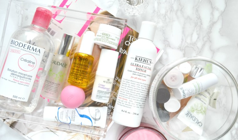 la mia routine beauty del mattino 4