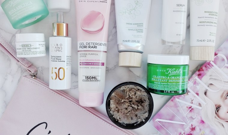 BEAUTY ROUTINE PER PIGRE