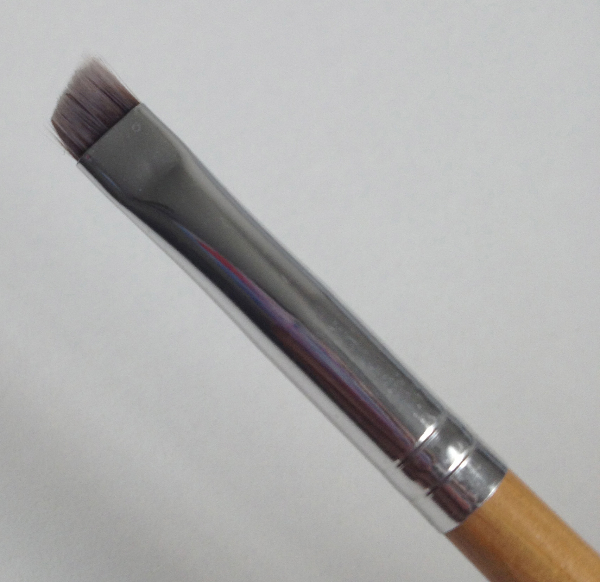 everyday minerals double perfect eyeshadow eyeliner brush end 2 Everyday Minerals Brushes