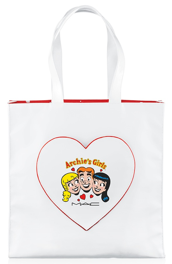 ArchiesGirls Accessories YoursForeverTote 72 Introducing MAC Archie Girls Collection