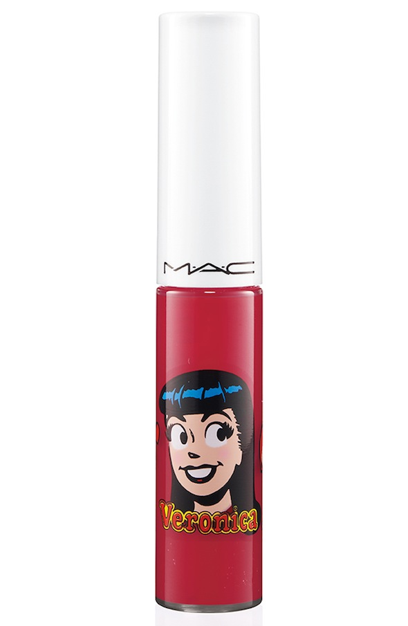 ArchiesGirls Lipglass StrawberryMalt 72 Introducing MAC Archie Girls Collection
