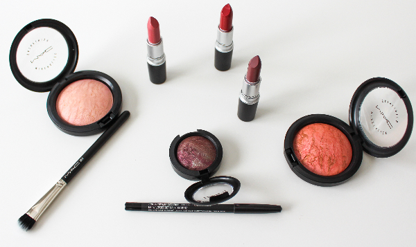 mac apres chic haul MAC Apres Chic Swatches