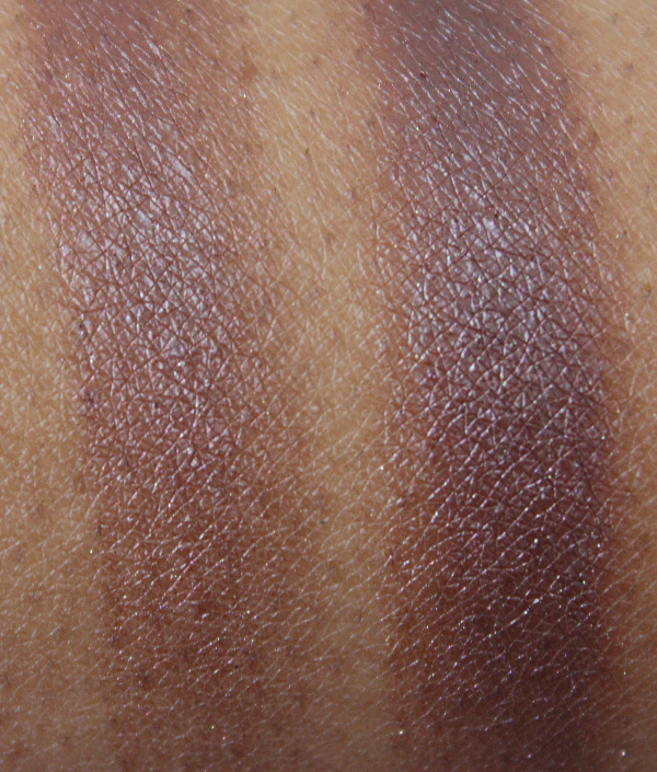 mac fireside swatch MAC Apres Chic Swatches