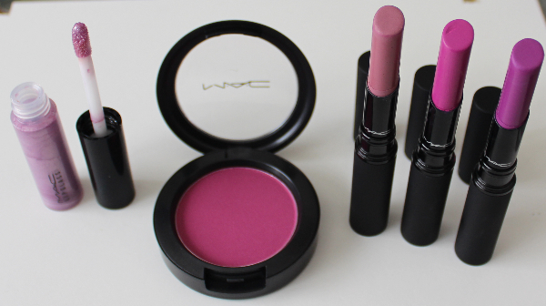 mac taste temptation haul MAC Taste Temptations Swatches