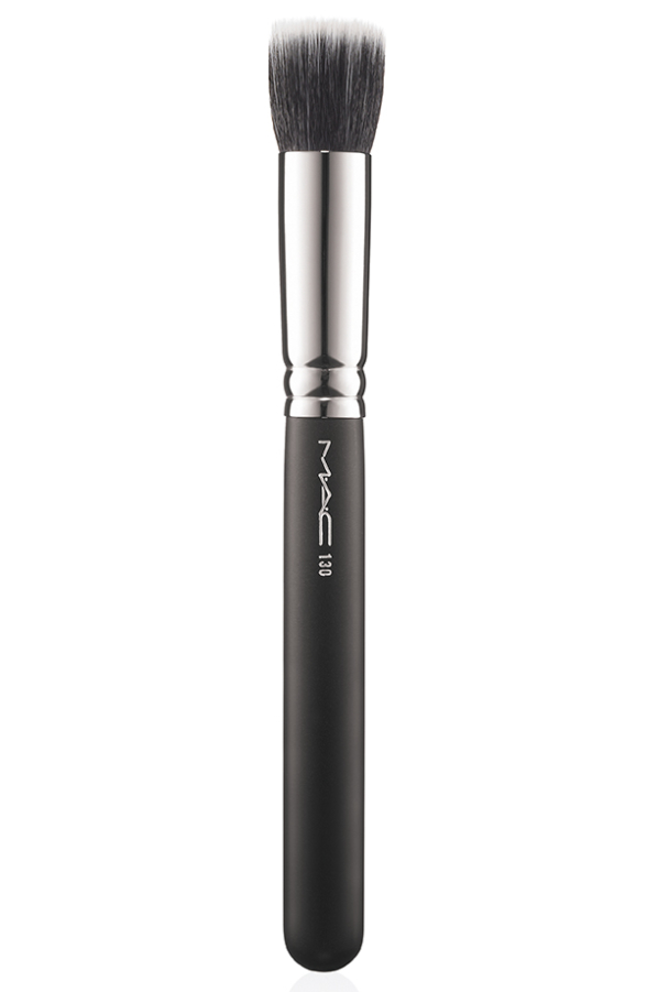 MineralizeMoistureSPF15Foundation Brush 130 72 Introducing MAC Mineralize Moisture SPF 15 Foundation