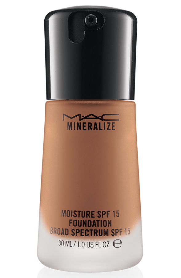 MineralizeMoistureSPF15Foundation MineralizeMoistureSPF15Foundation NC44 72 Introducing MAC Mineralize Moisture SPF 15 Foundation