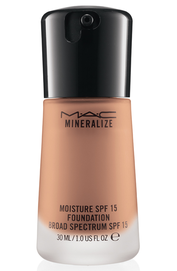 MineralizeMoistureSPF15Foundation MineralizeMoistureSPF15Foundation NW30 72 Introducing MAC Mineralize Moisture SPF 15 Foundation