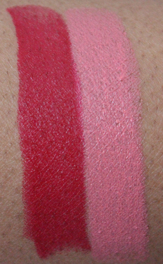 mac archie lipsticks swatches MAC Archies Girls Haul