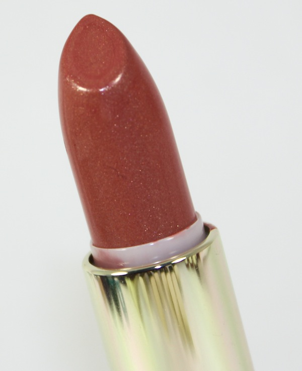 milani 27 dulce caramelo lipstick New Milani Color Statement Natural and Brown Lipsticks