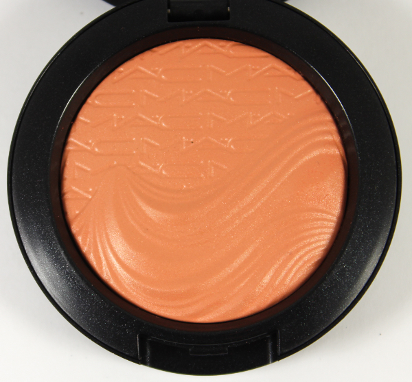 mac blazing haute MAC Extra Dimension Swatches