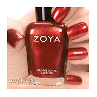 image008 Zoya Cashmeres & Satins for Fall 2013