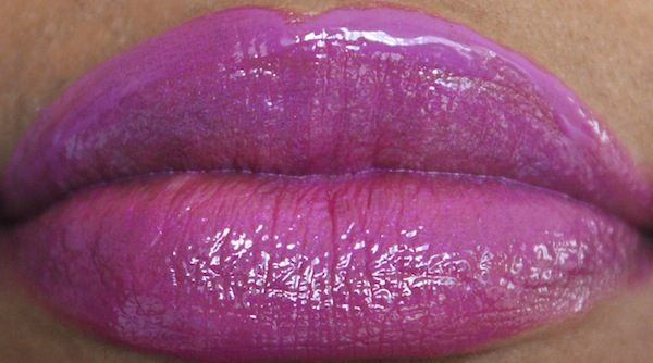 mac mambo madness and narcissus swatch MAC Tropical Taboo Swatches
