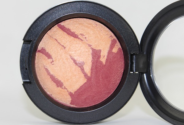 mac simmer MAC Tropical Taboo Swatches