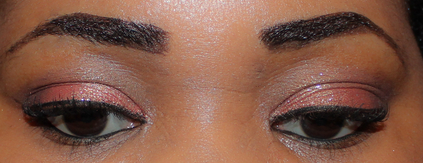 Pink Passion eyes FOTD: Pink Pepper Passion