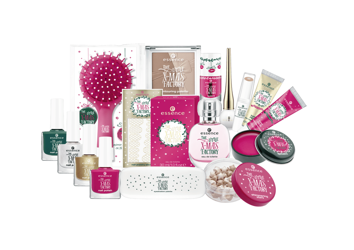 """Preview: essence trend edition """"the little x-mas factory"""""""