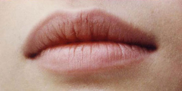 Natural lip color