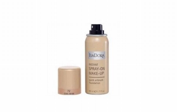 Isadora Instant Spray-On Make-up Foundation