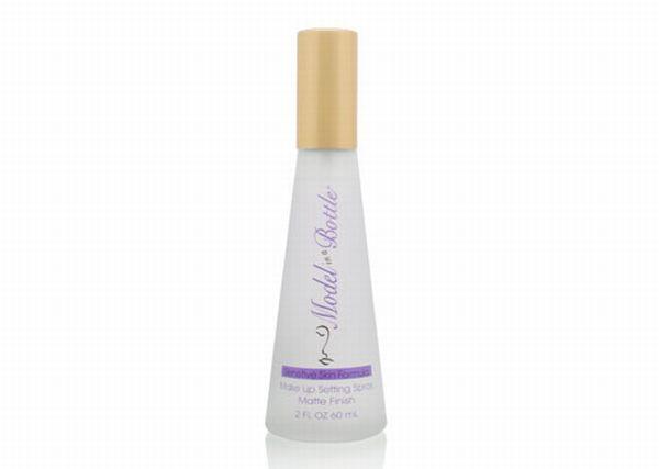 Model in a Bottle Make up Setting Spray Matte Finish