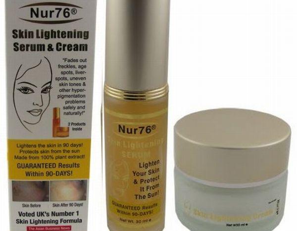 Nur76 Skin Lightening Cream