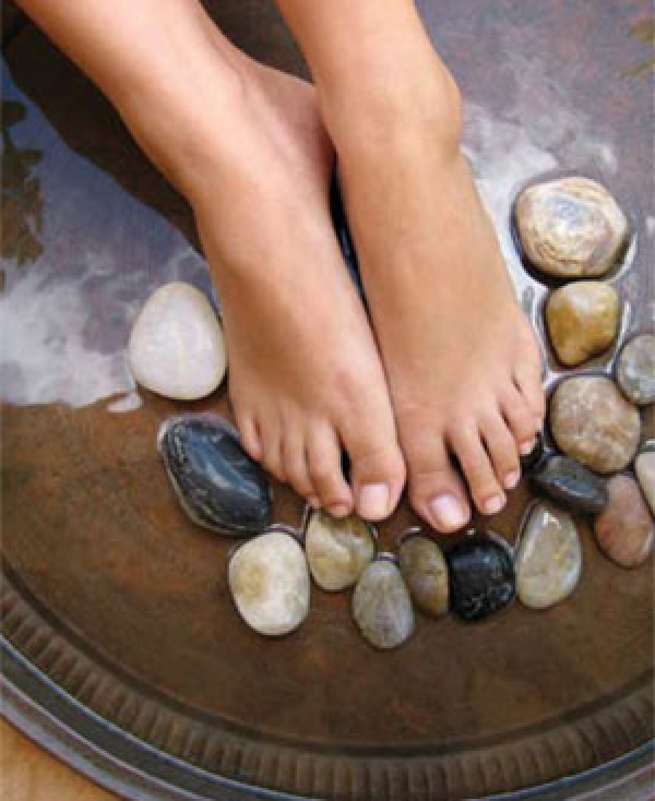 Tips for beautiful feet
