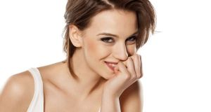 short hairstyles for thick hair (3)