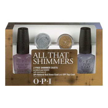 OPI All That Shimmers Gift Set