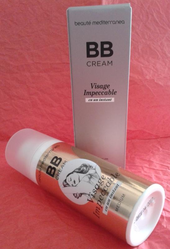 La BB Cream Beauté Mediterranea