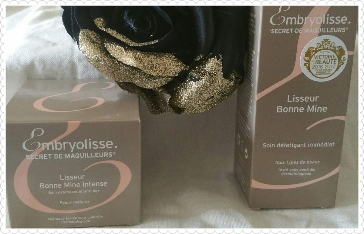 Le lisseur bonne mine intense Embryolisse