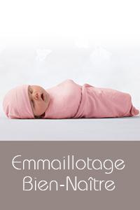 Emmaillotage physiologique bébé-bien-naître. Ateliers professionnels soins enveloppants à Brignoles var 83