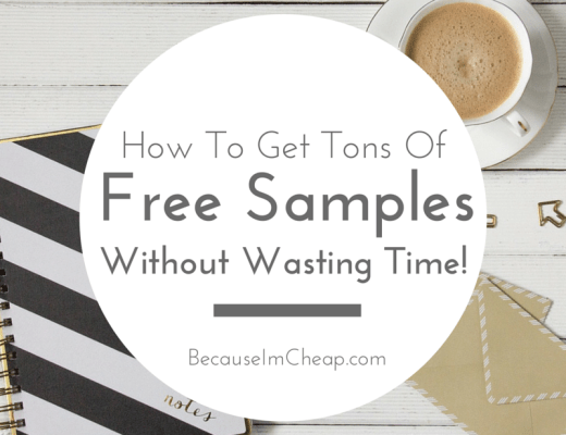 How to get free samples by mail without wasting your time!