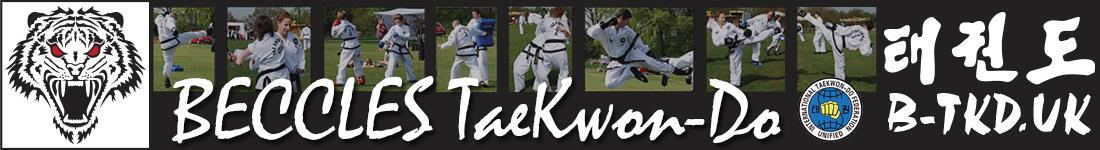 Beccles Taekwondo GTUK, ITF