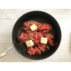 Small Crop Of Beef And Butter Fast