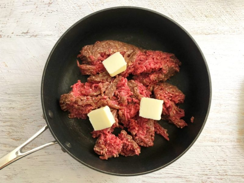 Large Of Beef And Butter Fast