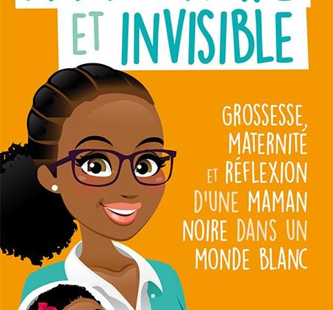couverture livre maman noire et invisible