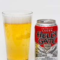 Hell's Gate Brewing Co. - Premium Lager