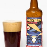 Phillips Brewing Co. - Trainwreck Barley Wine (2013)