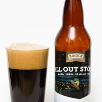 Bridge Brewing Co. - All Out Stout