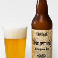 Lighthouse Brewing Co. - Sauerteig Farmhouse Ale