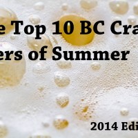 The Best Craft Beer for your British Columbia Summer